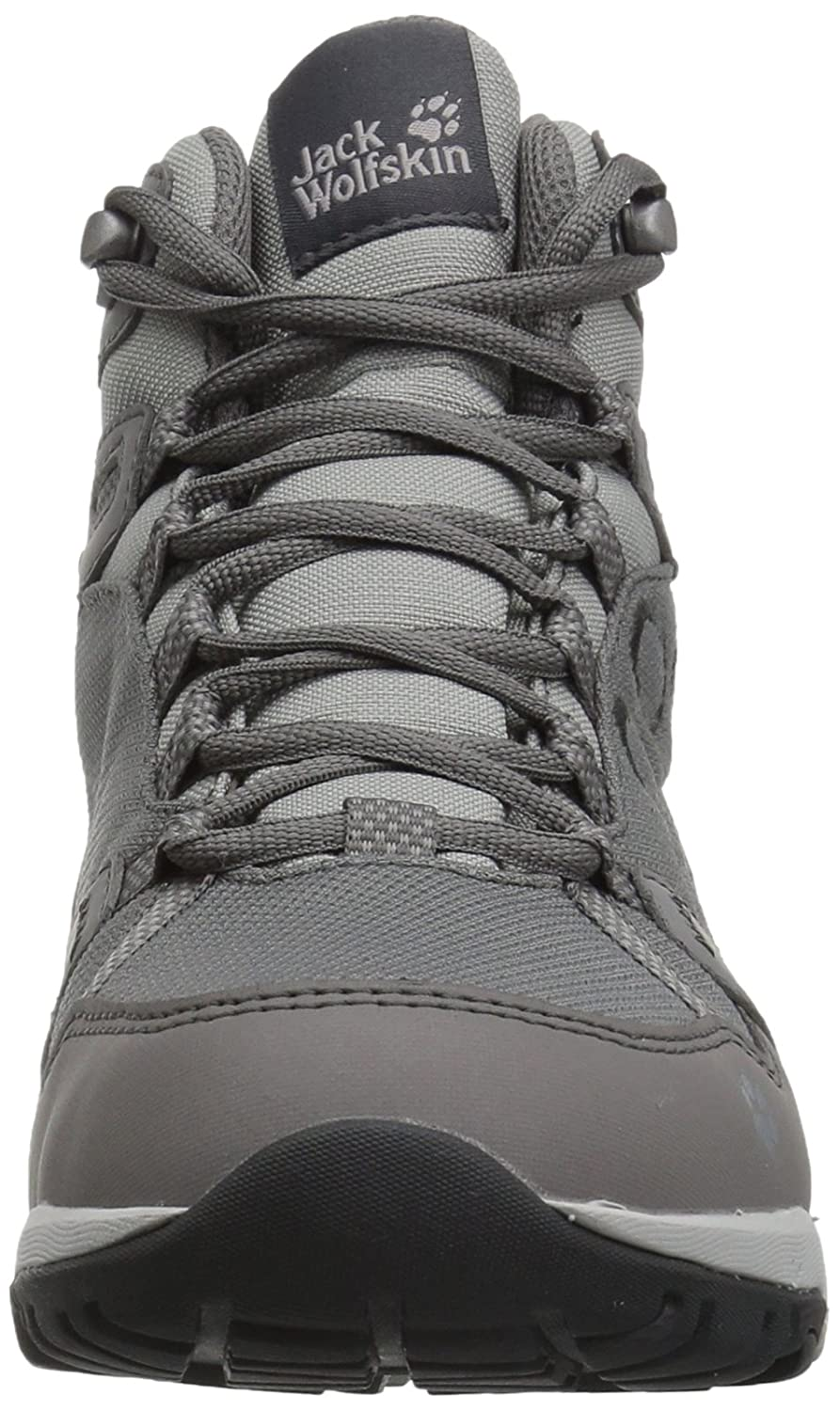 Jack Wolfskin Women's Activate Texapore Mid W Hiking Boot D B073ZJGY1C US Women's 6.5 D Boot US|Tarmac Grey 2bb0bf