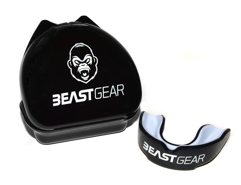 beast gear protector bucal de encia muay thai