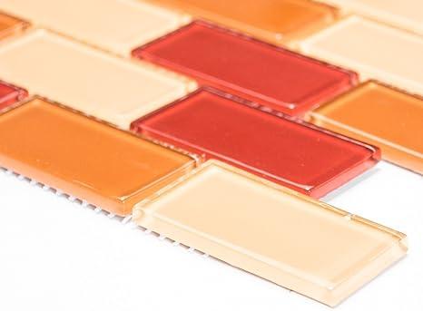 Mosaico per piastrelle mosaico piastrelle brick di rete crystal
