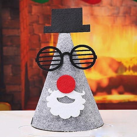 Forniture natalizie per bambini cappello di natale cappello per