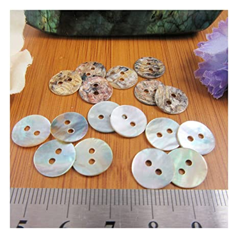Shirts blouse 10 X 11mm White REAL Genuine Shell Mother of Pearl MOP BUTTONS