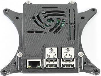 FSG RPi3 Raspberry Pi 3 funda con soporte de TV para monitor ...