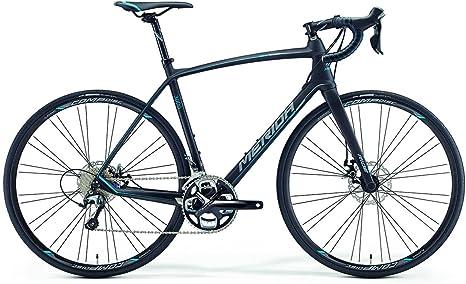 Merida Ride 3000 Disc 28 pulgadas bicicleta negro/azul (2016 ...