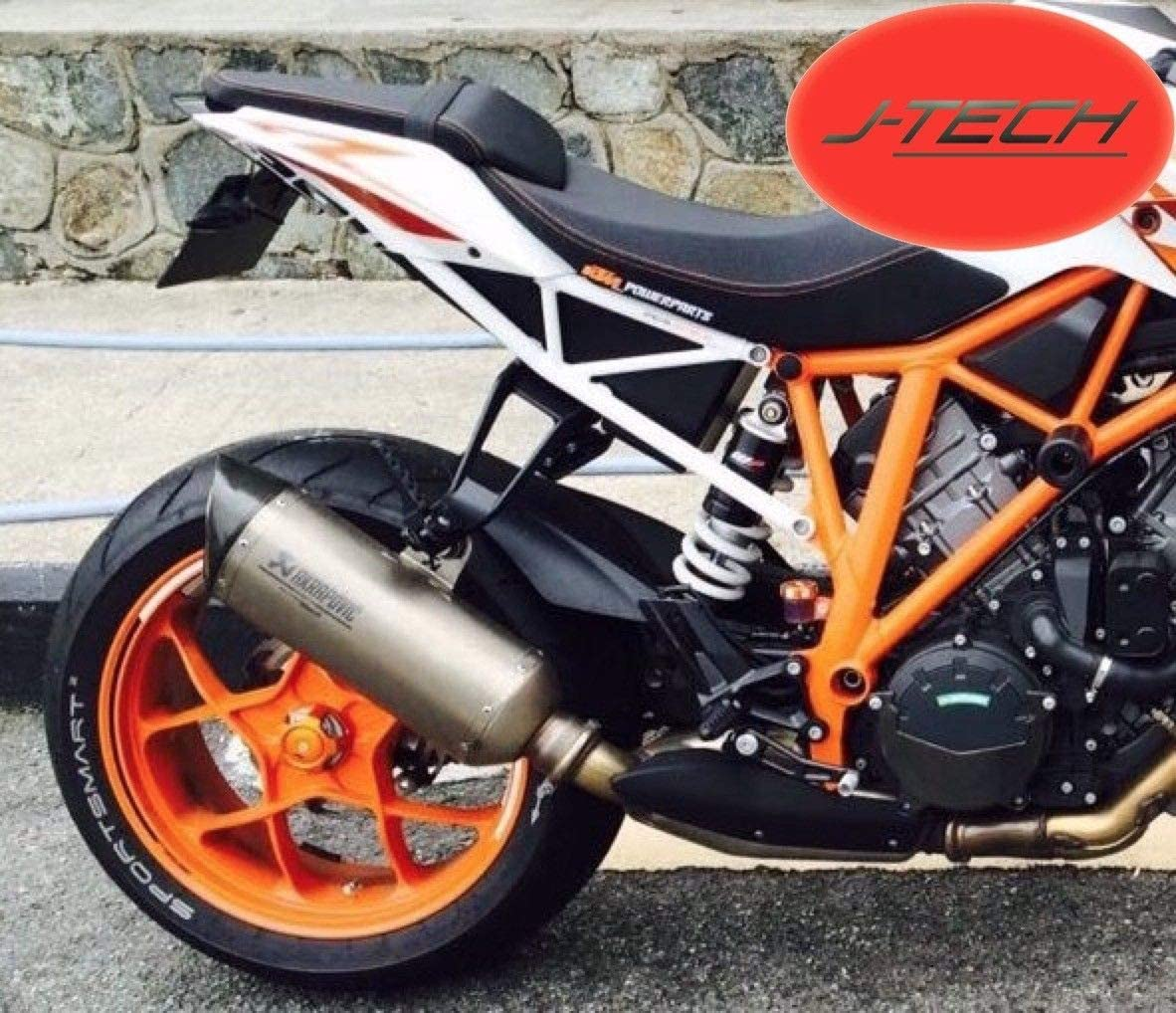 2014 2016 With LED Indicators *Plug /& Play* **Fender Eliminator//Tail Tidy to fit a KTM Super Duke R Tail Tidy