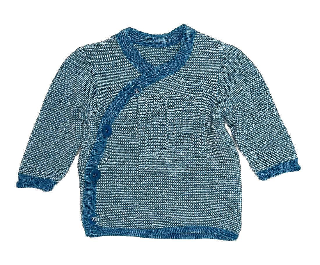 disana Baby/Kleinkinder Wickel-Jacke aus Bio-Merinowolle