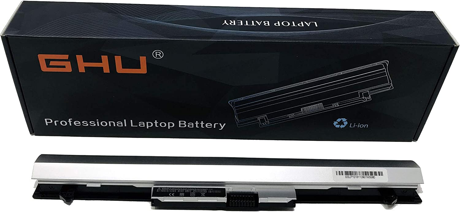 New GHU Battery Replacement for RO04 RO06XL RO06XL 38WH 805292-001 Compatible with HP ProBook 430 G3 HP ProBook 440 G3 Series, HSTNN-PB6P HSTNN-LB7A 14.8V 2600mAh