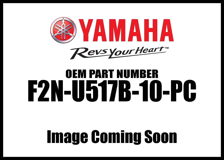 Yamaha Lid Engine Room F2n-U517b-10-Pc New Oem