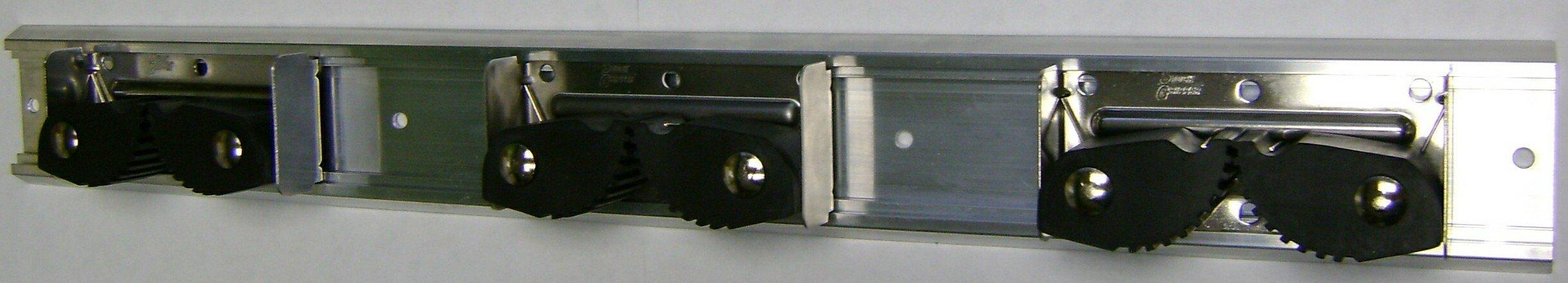 StockGripper 77727-10 Stock Track Nail, Aluminum