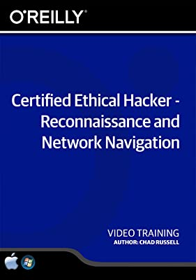 Certified Ethical Hacker - Reconnaissance and Network Navigation [Online Code]