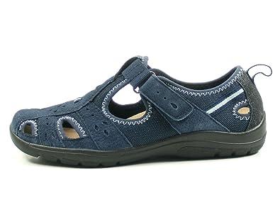 1ef6bcad Earth Spirit Cleveland Womens Sandals, schuhgröße_1:36 EU, Farbe:Blue