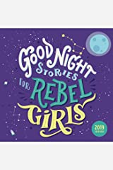 Good Night Stories for Rebel Girls 2019 Wall Calendar Calendar