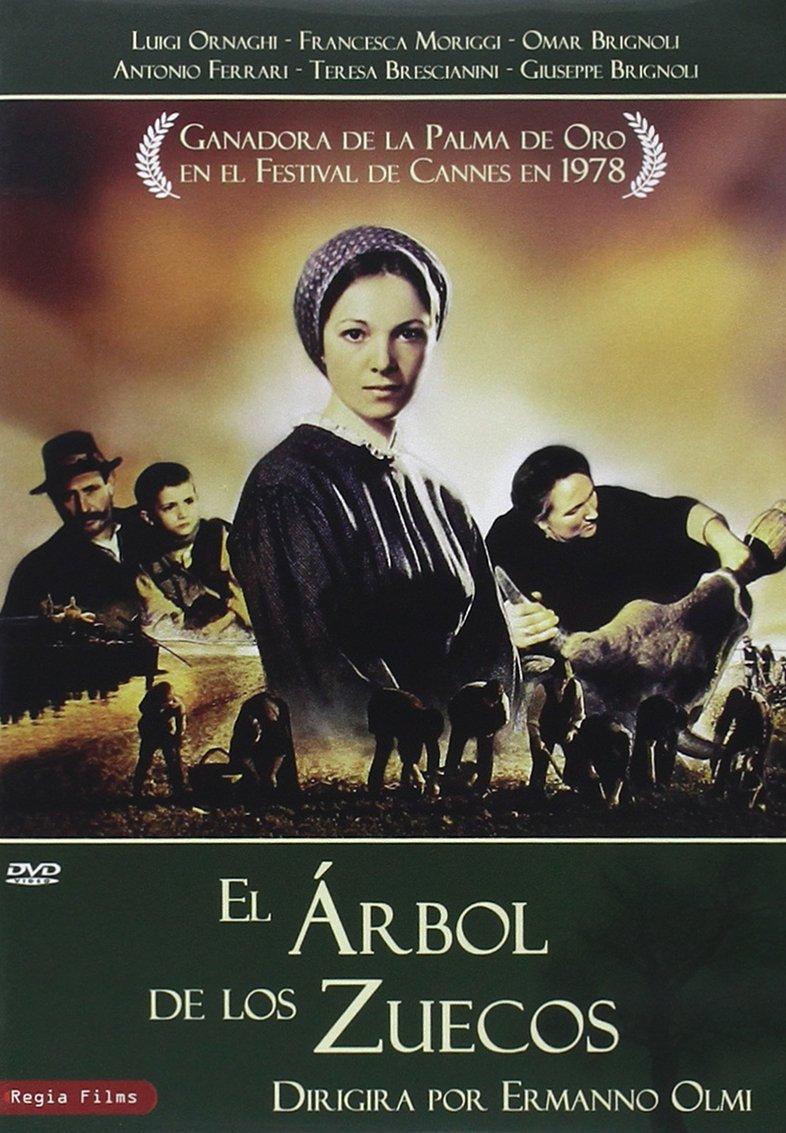 El Árbol De Los Zuecos DVD