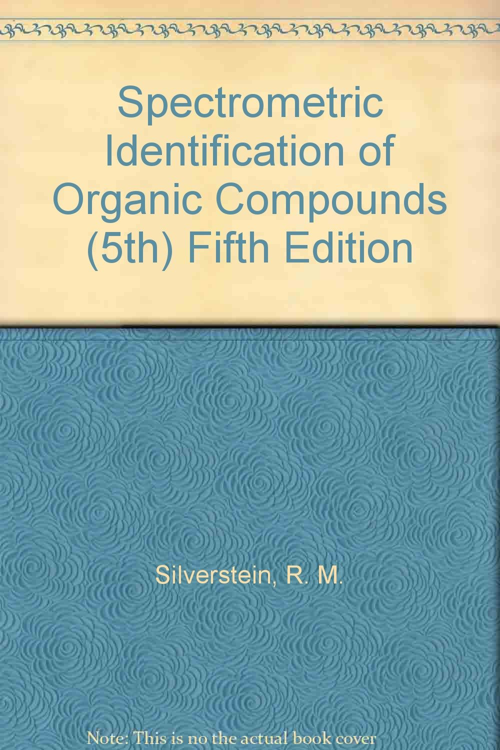 Compounds of silverstein pdf organic spectrometric identification