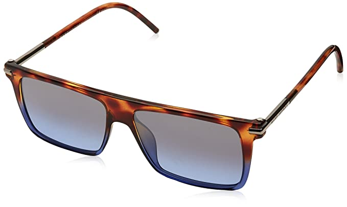 c0761aac17 Image Unavailable. Image not available for. Color  Marc Jacobs Men s  Marc46s Polarized Rectangular Sunglasses
