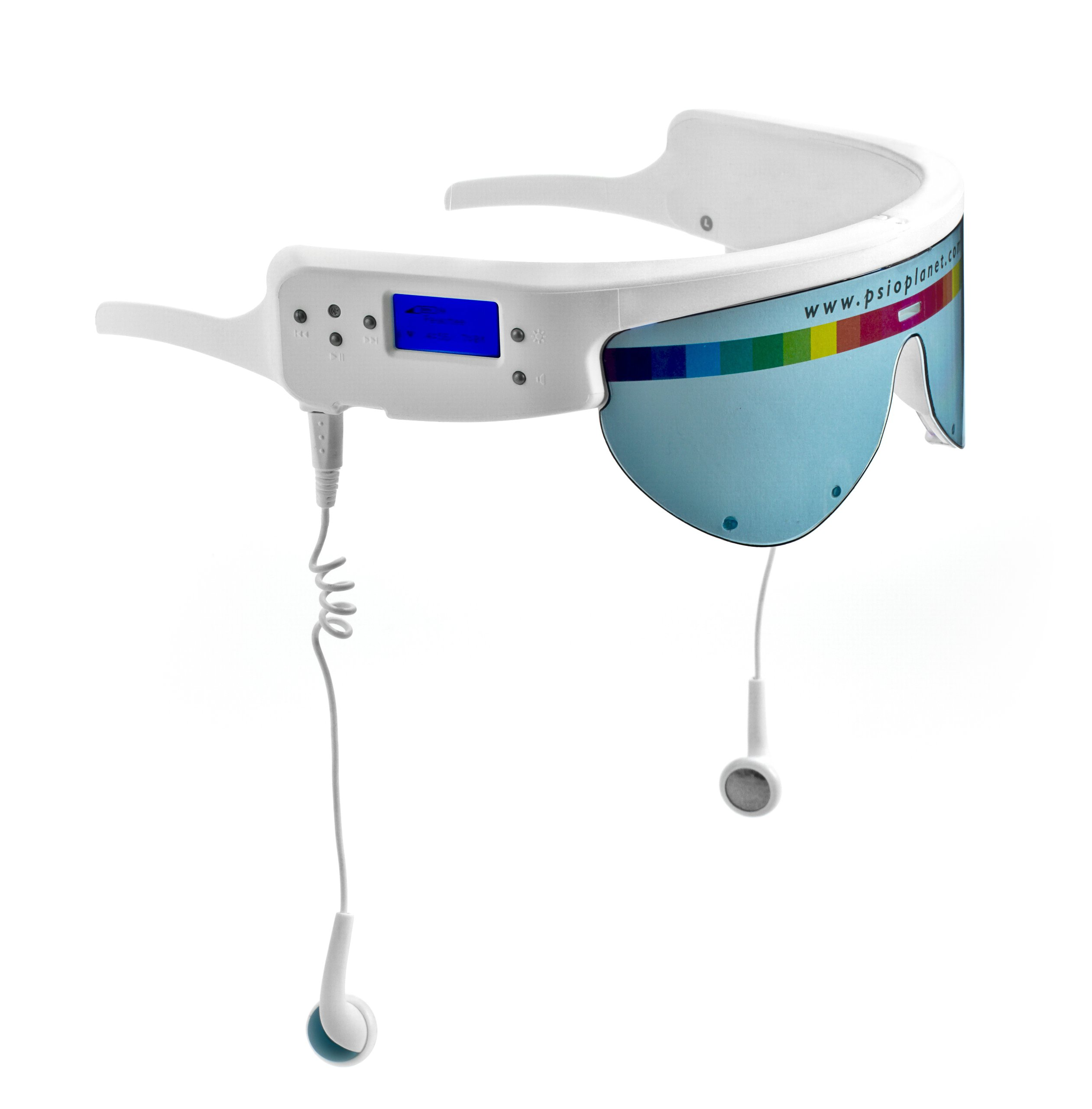 PSIO 1.1 Audio and Visual Mind Stimulator