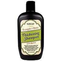 Madre Labs Thickening B-Complex Biotin Shampoo No Sulfates Citrus Squeeze 14 fl...