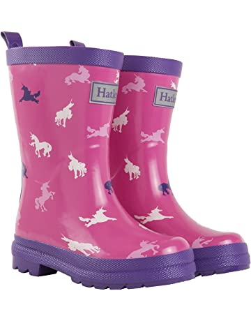 f538d03fc37 Hatley Printed Boot Girls Rain Accessory