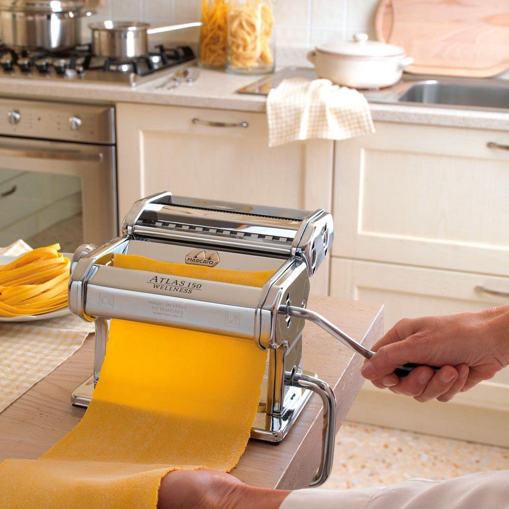 Szeneriebild Pastamaschine