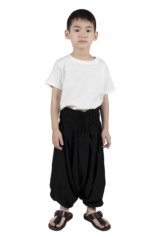 Lofbaz Kinder Baby M/ädchen Kinderhose Hose Haremshose und Overall Aladinhose Baby Sommer Jumpsuit