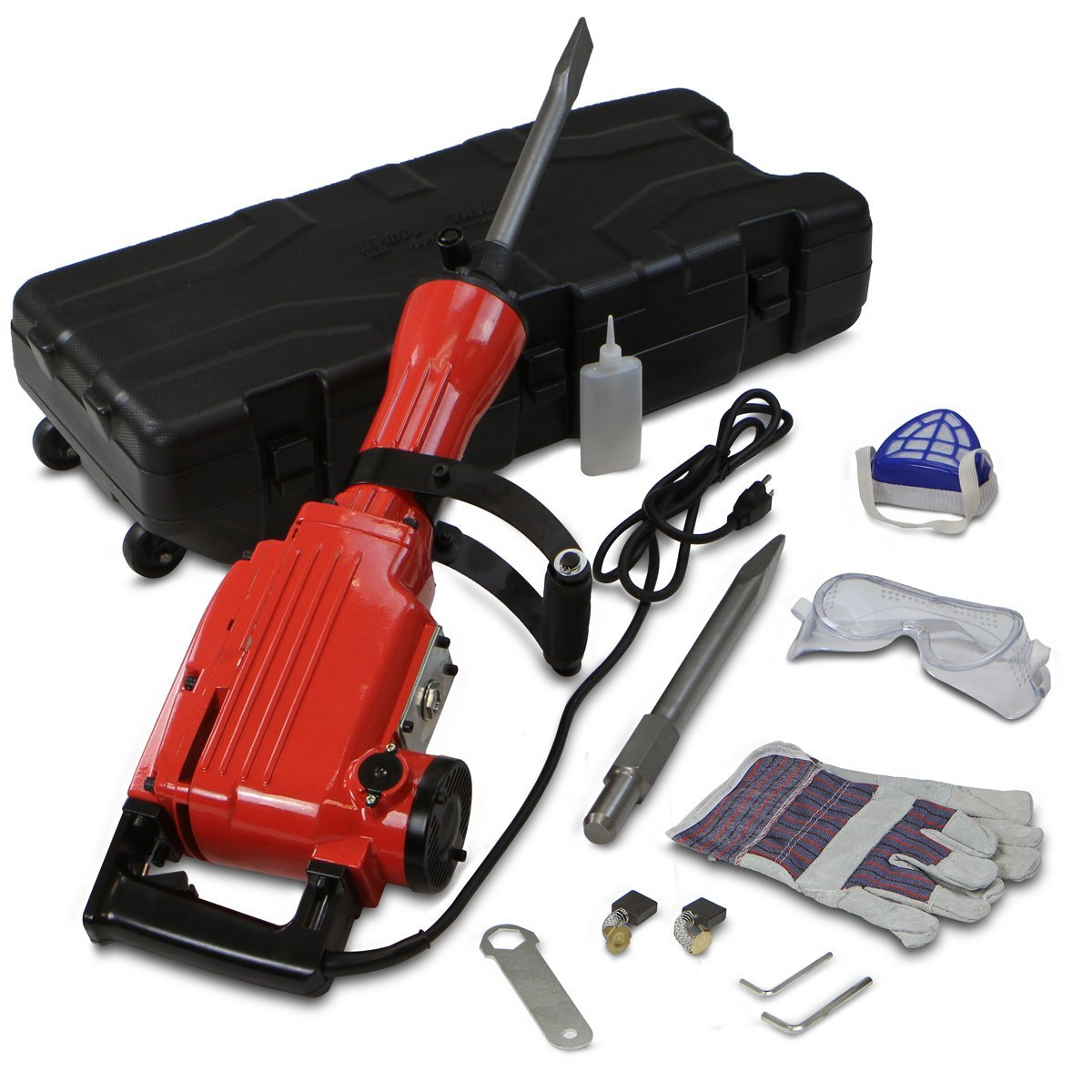 71A3HWFqlSL._SL1200_ XtremepowerUS 2200watt Demolition Jackhammer Review