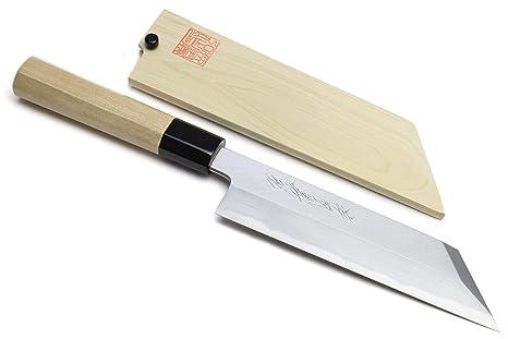 Amazon.com: Yoshihiro Kasumi shiroko Acero de alto carbono ...