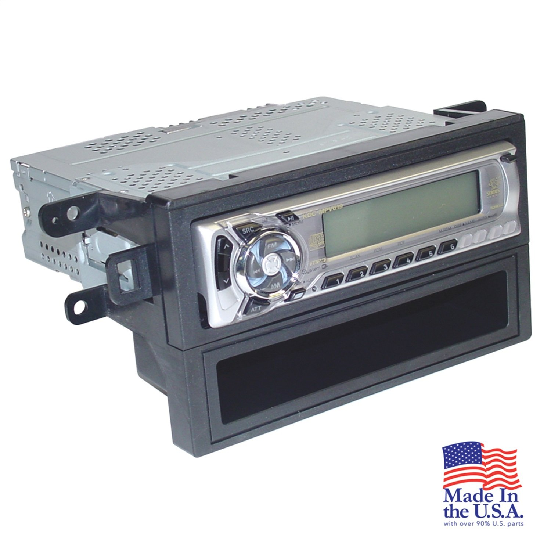 SCOSCHE HA1564B 1998-02 Honda Accord Single DIN w/Pocket Install Dash Kit
