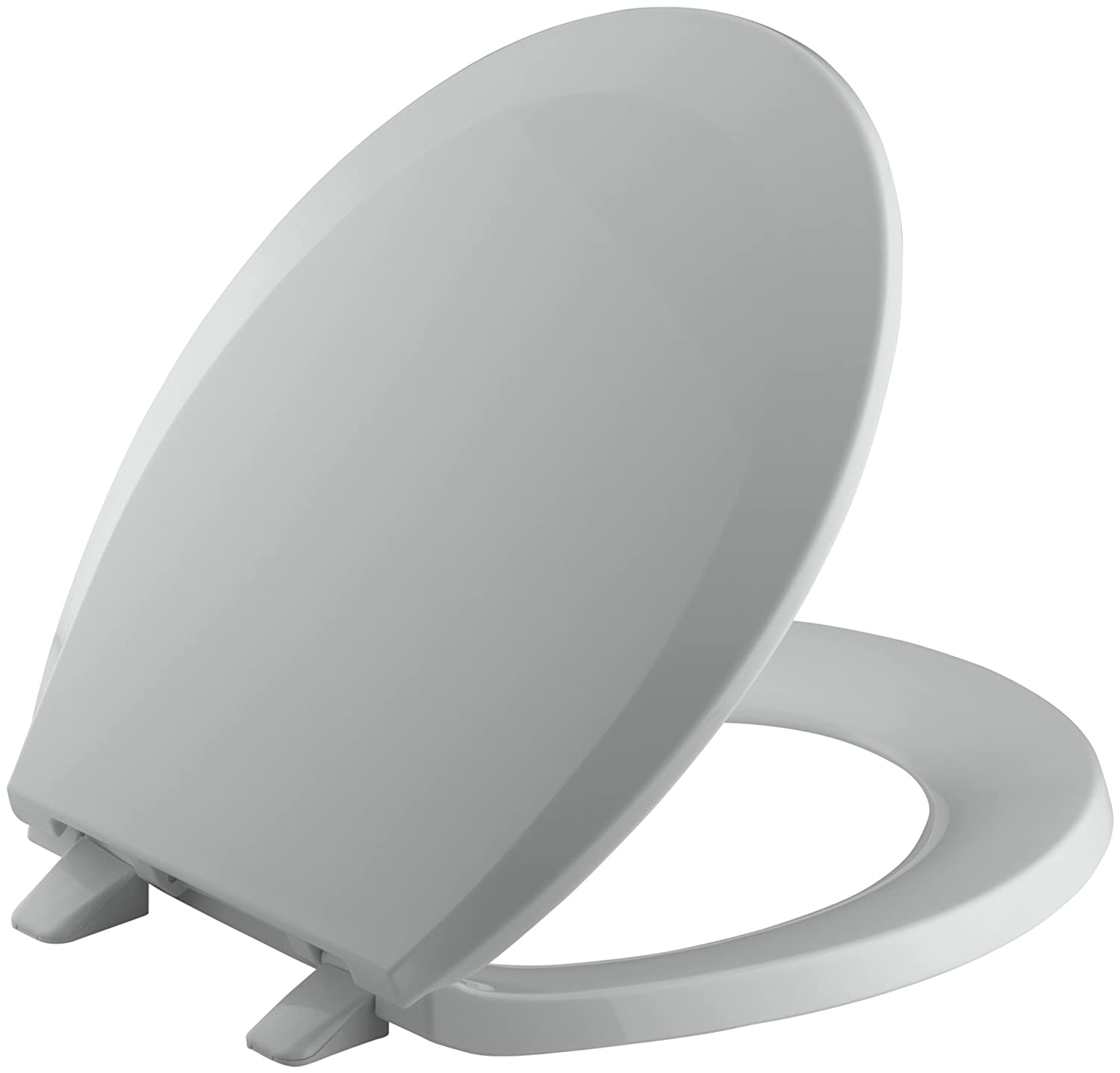 Kohler K 4662 45 Lustra With Quick Release Hinges Round Front Toilet