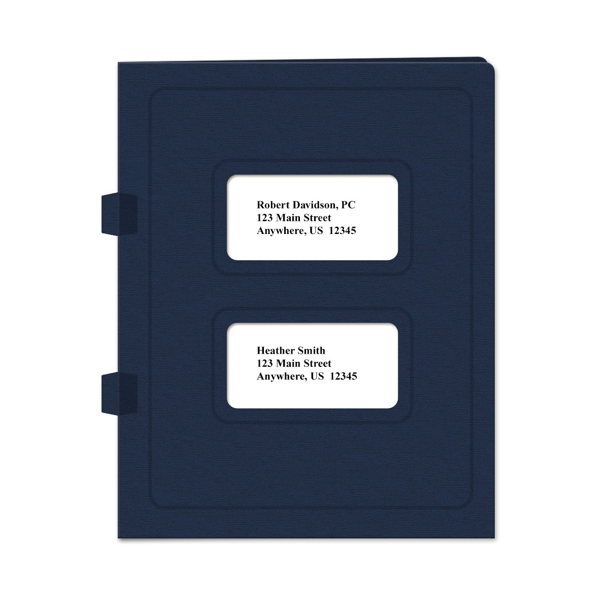 Tax Return Software Folder - Side-Tabbed - 50 Pack