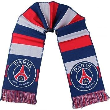 États Unis vente en ligne prix bas Echarpe PSG, écharpe de 150cm: Amazon.fr: Sports et Loisirs