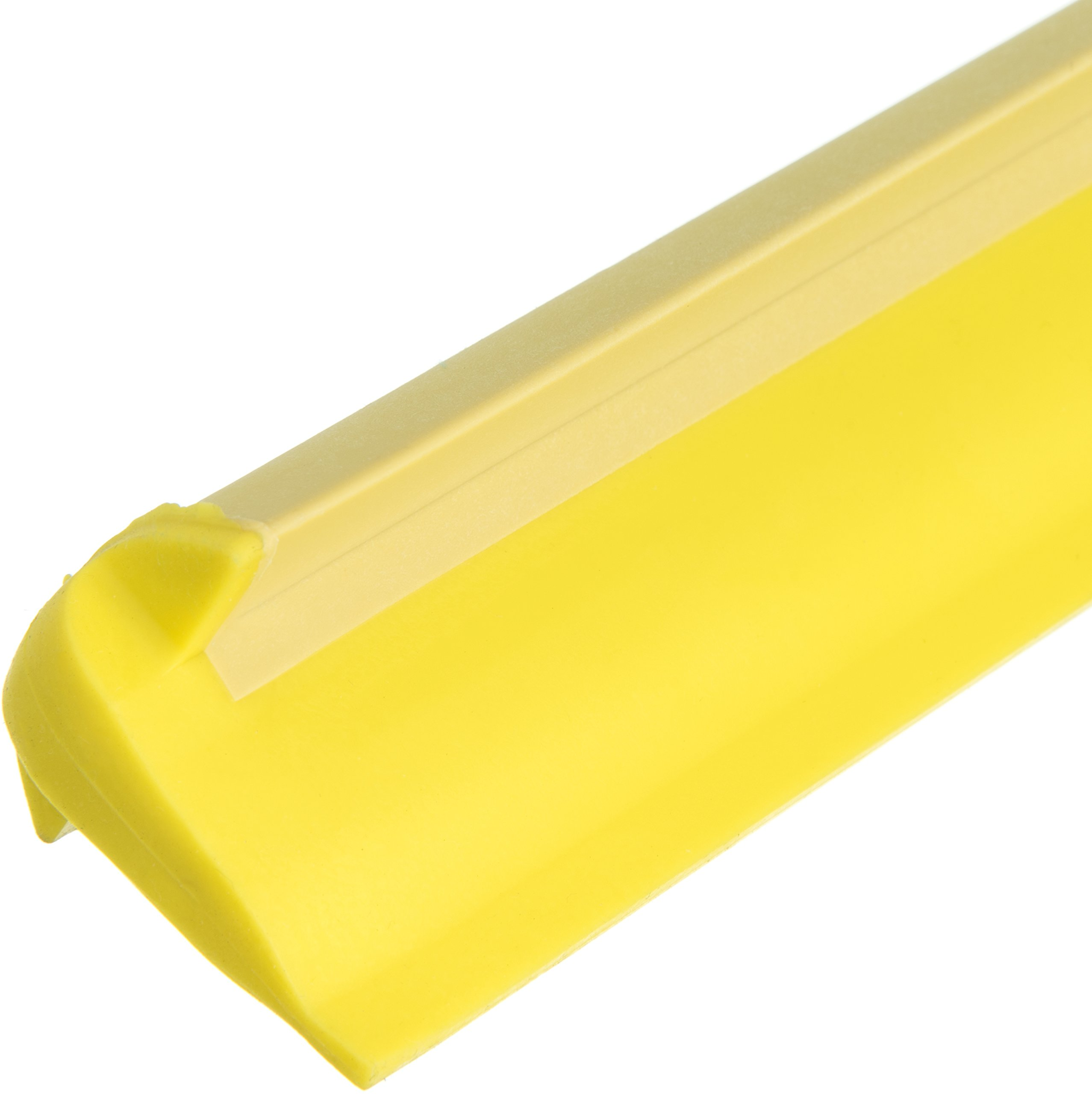 Carlisle 3656704 Solid One-Piece Foam Rubber Head Floor Squeegee, 20'' Length, Yellow (Case of 6) by Carlisle (Image #8)
