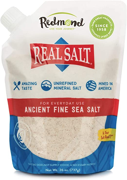 redmonds real salt keto diet