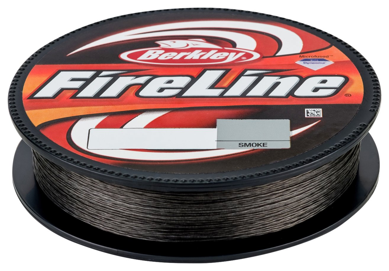 Berkley Fused Crystal Fireline, 6/2 Lb, 125 Yd , Crystal
