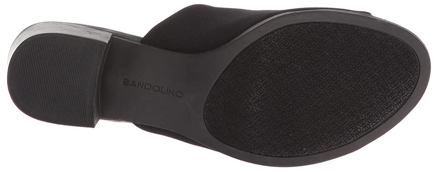 Bandolino Women's 6 Evelia Slide Sandal B077S8N76P 6 Women's B(M) US|Black Fabric 18c0f4