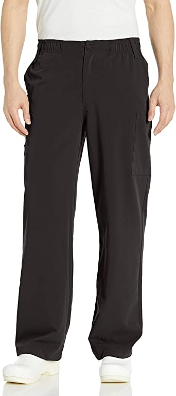 Navy Dickies Men/'s 81210 Extreme Stretch Zip Fly Pull-On Pant