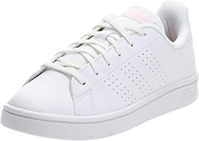 luego Mount Bank Celsius  Amazon.com | adidas Performance Advantage Base Womens Sneakers White |  Fashion Sneakers