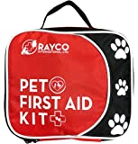 Pet First Aid Kit with LED Safety Collar (Adjustable)