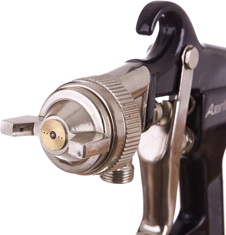 Profi AUARITA Farbspritzpistole Lackierpistole 2,0mm f/ür Aggregate Beh/älter Farbe Druckluft Spritzpistole