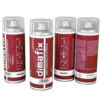 dimafix - Spray Fijador Para para impresión 3d: Amazon.es ...