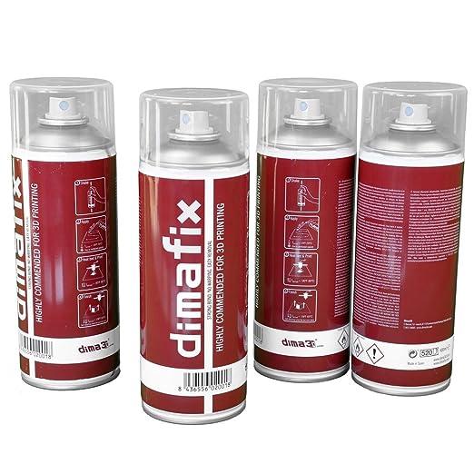 dimafix – Spray Fijador Para para impresión 3d: Amazon.es ...