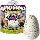 Hatchimals Golden Lynx A Gold Egg Hatch Surprise!