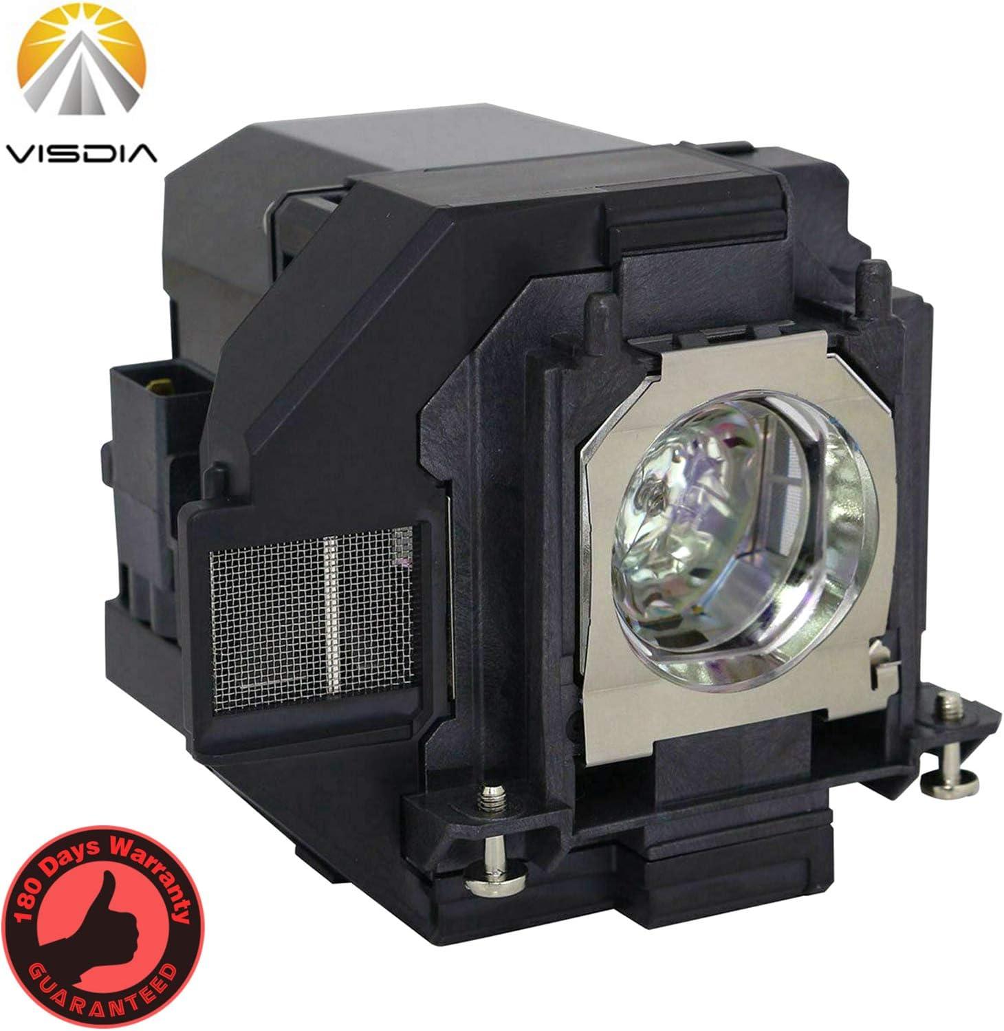 ELP LP96/V13H010L96 Lámpara de Repuesto para proyector con Carcasa ...