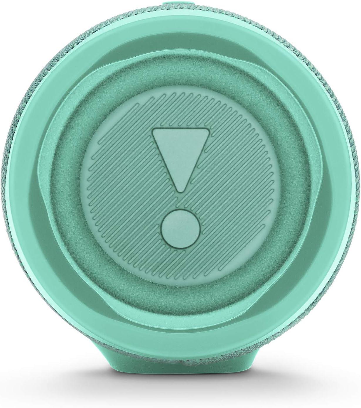 JBL Charge 4 Teal Waterproof Portable Bluetooth Speaker