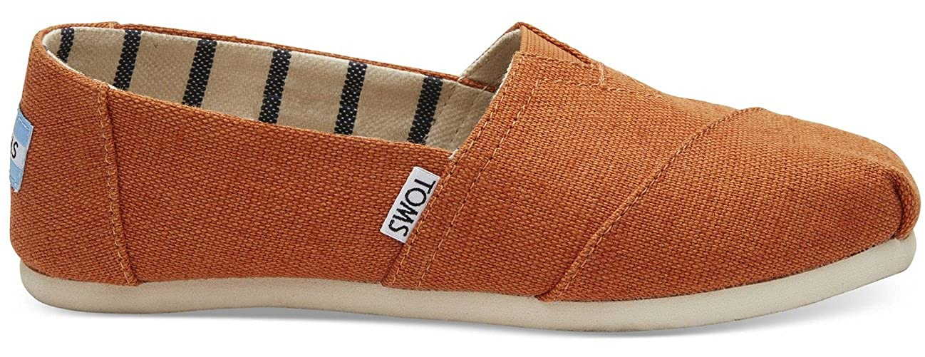 Amazon.com | TOMS Womens Alpargata Sunset Heritage Canvas 9.5 B US | Fashion Sneakers