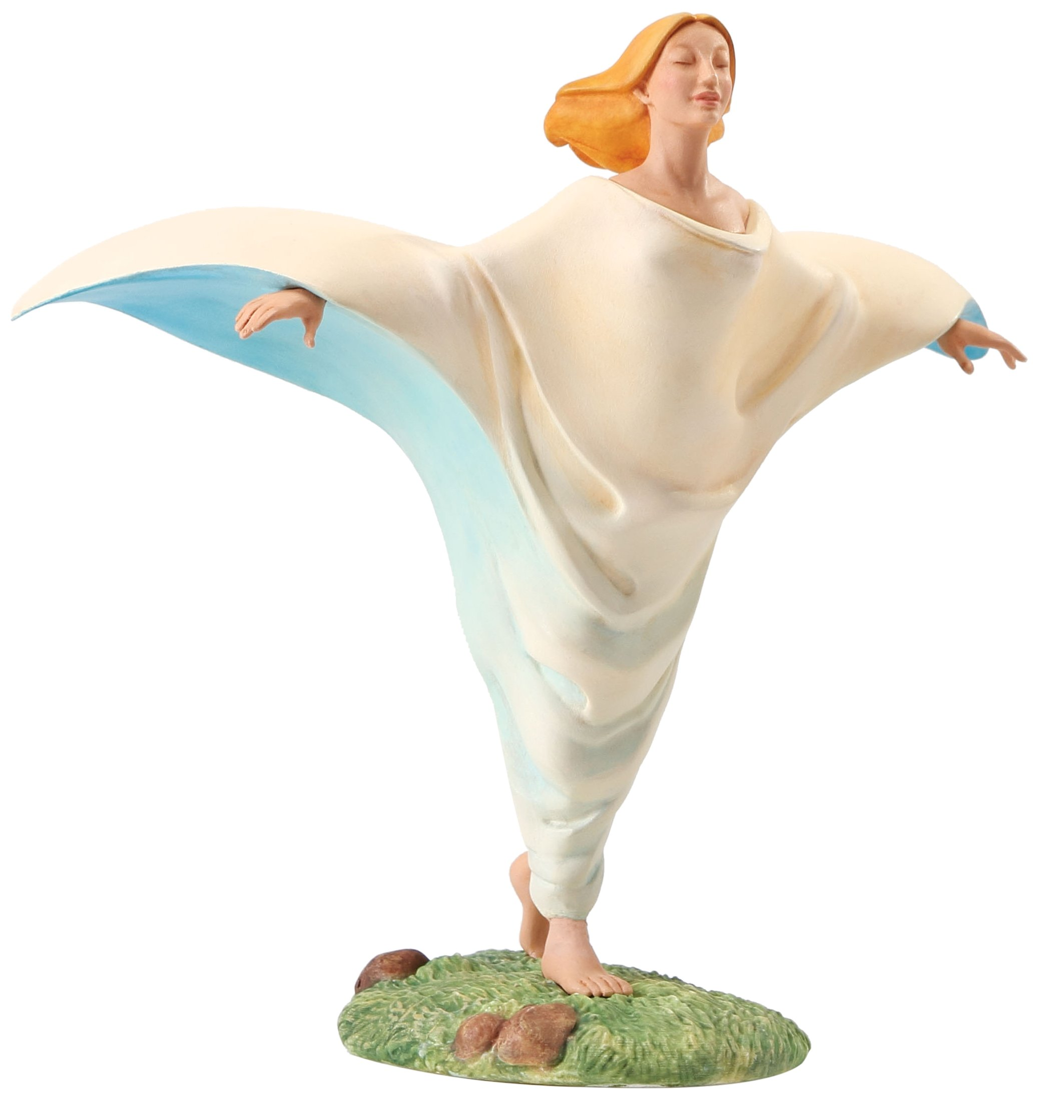 Lenox Thomas Blackshear Beautifully Wrapped in Flight Figurine