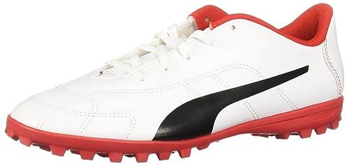 Puma 104213 Zapatos de futbol rápido Unisex Niños  Amazon.com.mx ... 1442a9ff8d922