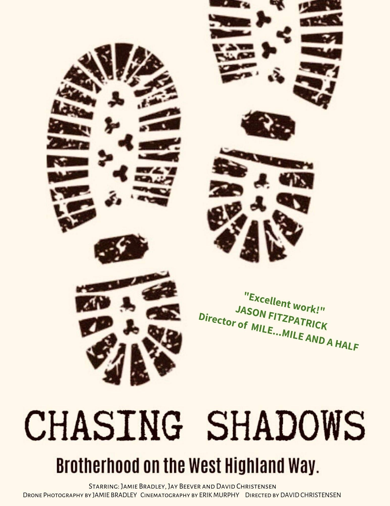 Chasing Shadows: Brotherhood on the West Highland Way