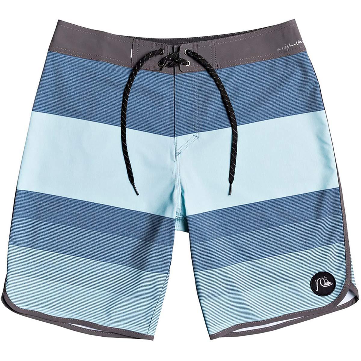 Quiksilver Mens Highline Tijuana 20 Boardshort Swim Trunk