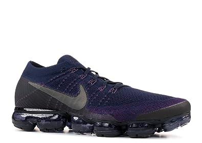 detailed look 856e1 a0b67 Amazon.com | Nike NikeLab AIR Vapormax Flyknit College Navy ...