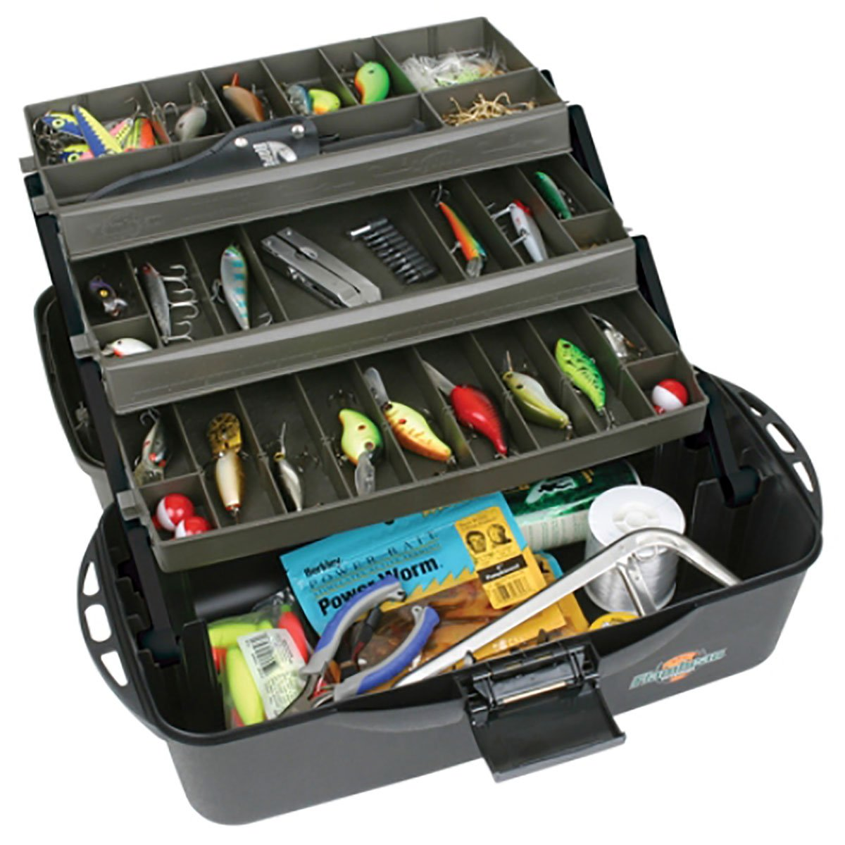 How to choose the best tackle box for your fishing for Best fishing tackle box
