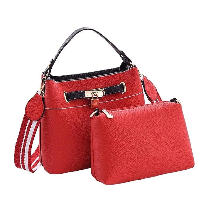 Amazon.com: Bolsas para mujer con bolsa de composite con ...